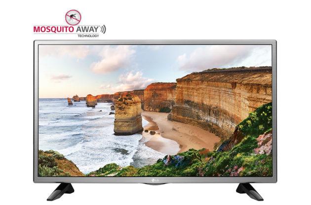 """LG 32LH520D: nuovo Smart TV da 32"""" con tecnologia Mosquito Away"""