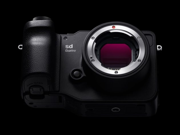 Sigma sd Quattro: nuova mirrorless con sensore Foveon X3 da 799$