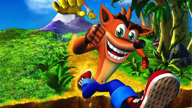 Crash Bandicoot ritorna con prepotenza su PS4