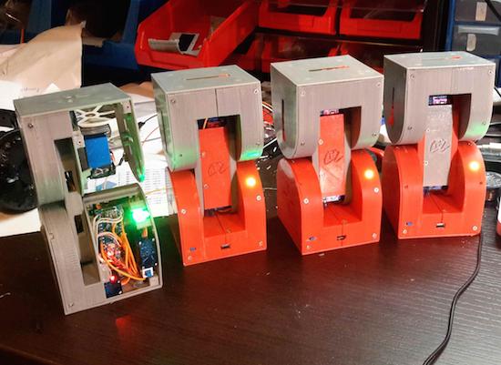 DTTO è un robot modulare che si auto-configura