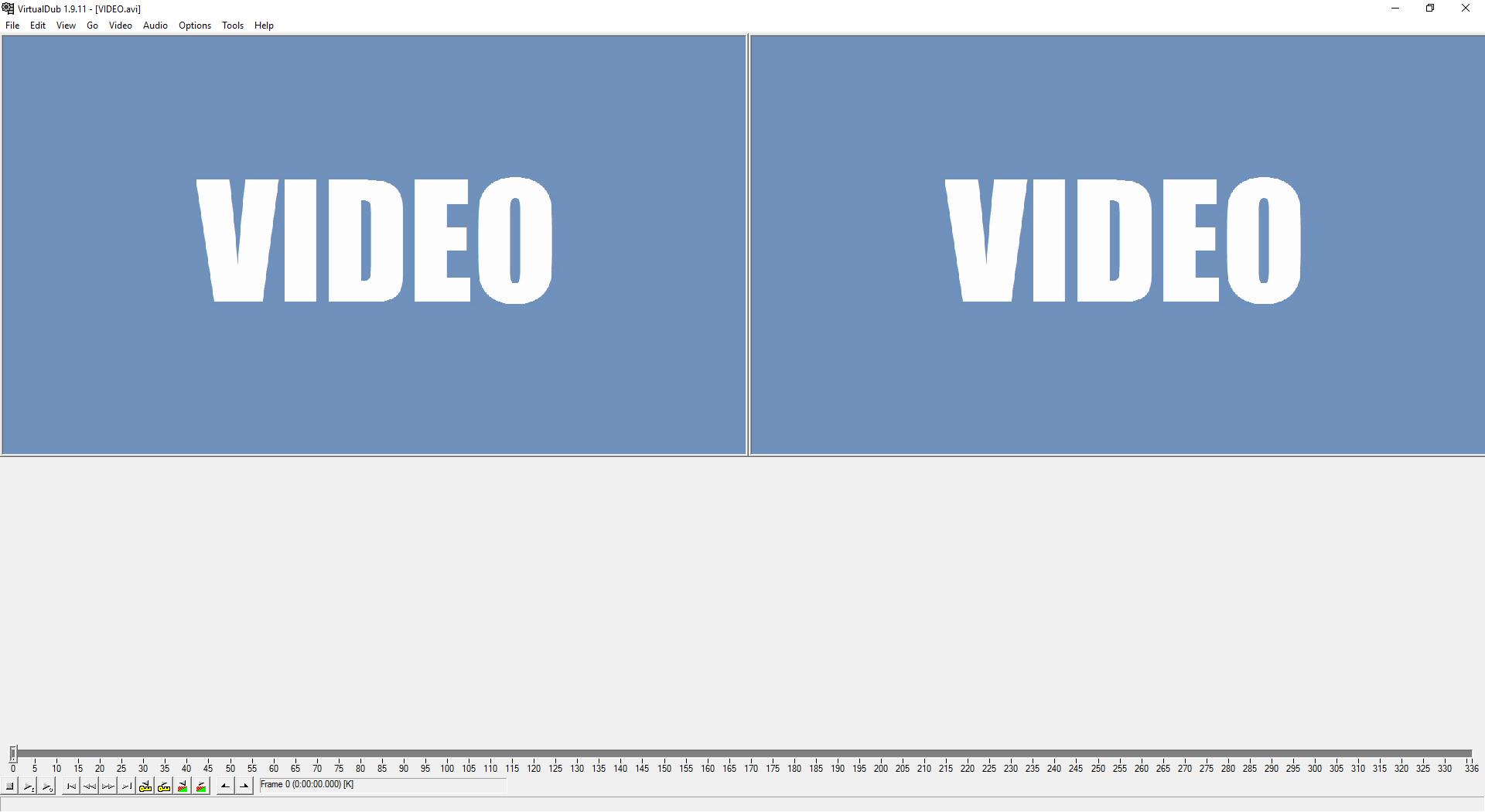 Virtualdub 2-3