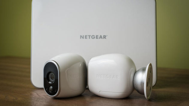 Arlo Smart Home HD baderà alla vostra casa quando non ci siete