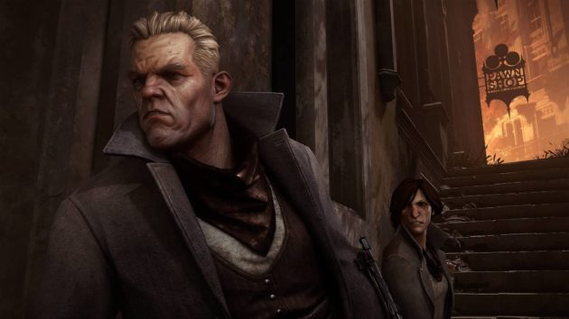 Dishonored 2: data di uscita svelata da un trailer