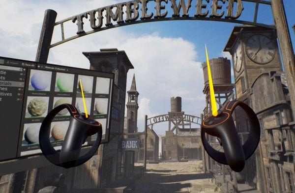 Unreal Engine pronto per la realtà virtuale, voi lo siete?