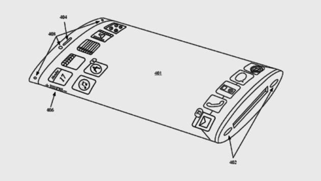 iPhone, molto presto, avrà un display curvo - FOTO