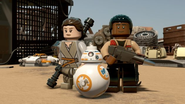 LEGO Star Wars: Il Risveglio della Forza è ora disponibile