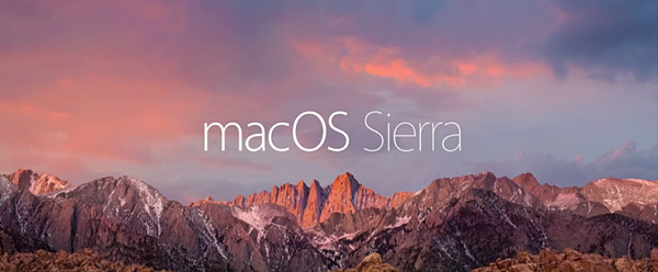 Apple svela macOS Sierra nel segno di Continuity, Cloud e Siri