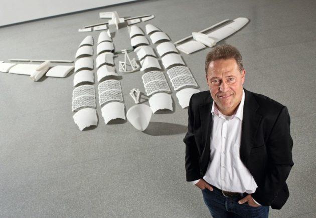 La stampa 3D rivoluzionerà il mondo dell'aeronautica, ecco Thor