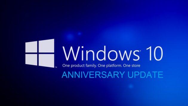 Windows 10: Anniversary Update programmato per il 2 agosto?