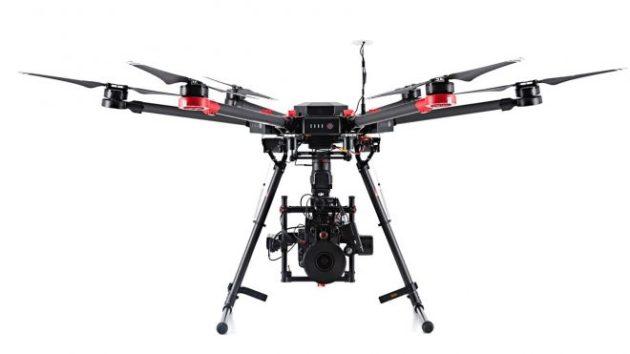 DJI e Hasselblad hanno realizzato un drone da filmaker professionisti