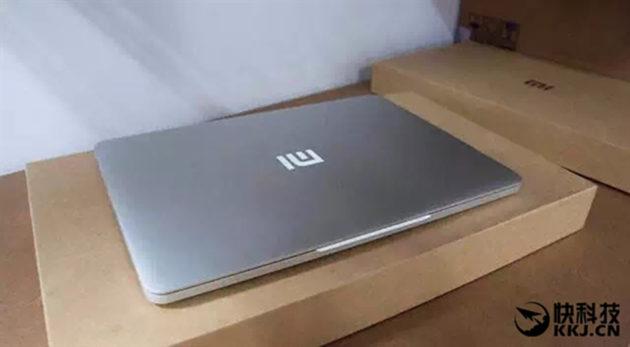 Xiaomi Mi Notebook avvistato in alcune foto leaked