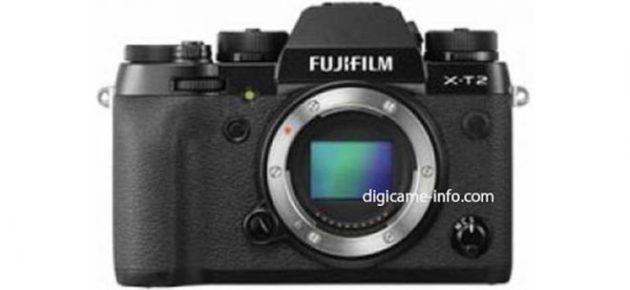 Fujifilm X-T2: nuove informazioni sulla mirrorless dell'azienda giapponese