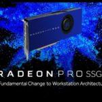 AMD Radeon Pro SSG: nuova e potente GPU con SSD da 1TB