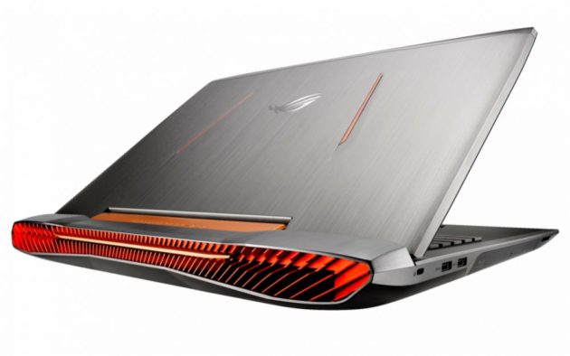 ASUS ROG G752: arriva anche in Italia il potente notebook da gaming