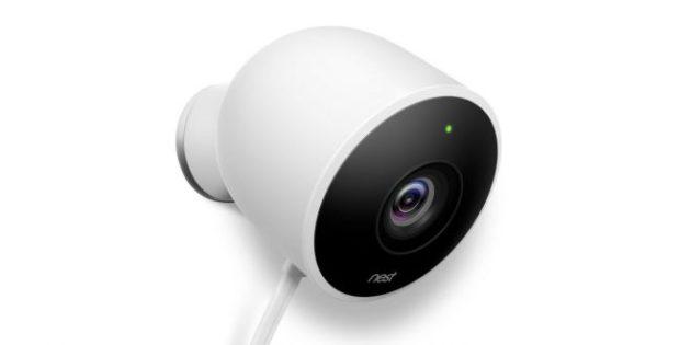 Nest Cam Outdoor: ufficiale la nuova videocamera di sicurezza da esterni