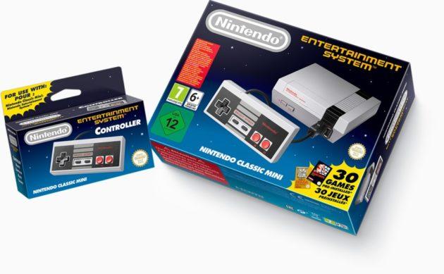 Nintendo Classic Mini NES in pre-ordine su Amazon Italia