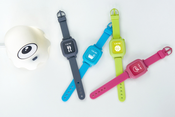Octopus è lo smartwatch che insegna ai bambini ad essere indipendenti e responsabili