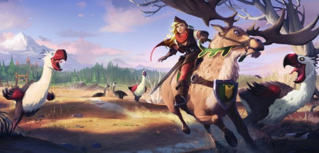 Albion Online, la beta finale del gioco partirà ad agosto