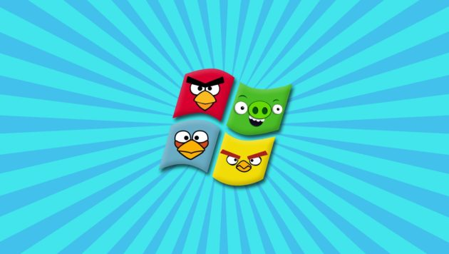 Angry Birds: fine dei giochi su Windows