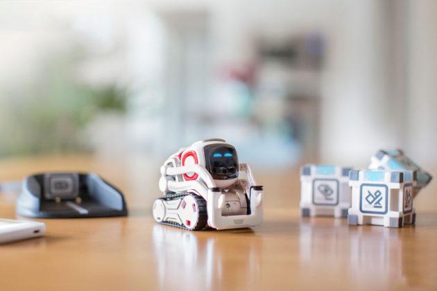 Cozmo, il robot in grado di provare emozioni