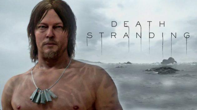 Death Stranding, Kojima promette: