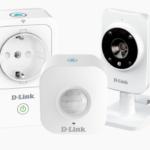 La linea Smart Home di D-Link è ora da Euronics