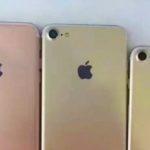 """iPhone 7: il nuovo top di gamma potrebbe """"farsi in tre"""""""