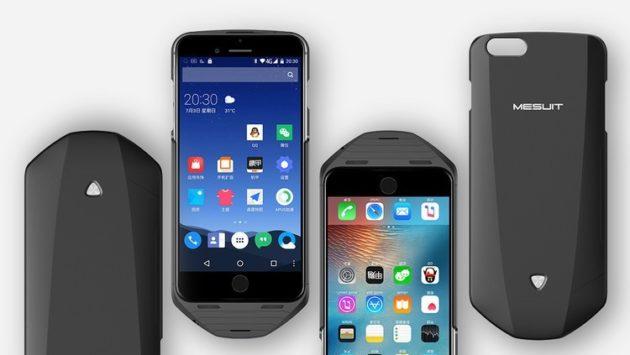iPhone può funzionare anche con Android - VIDEO