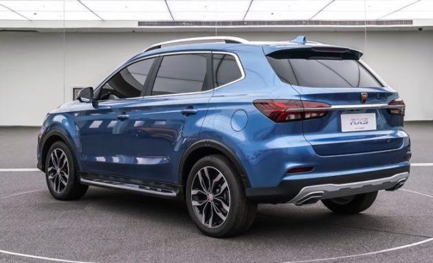 Alibaba presenta il primo SUV IoT basato su YunOS