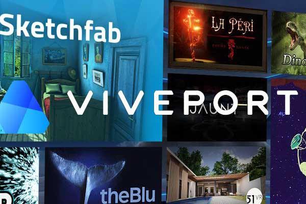 Viveport: lo store di HTC per la realtà virtuale