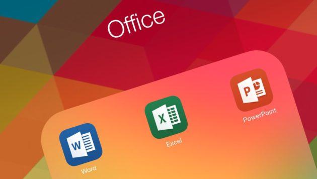 Microsoft Office: nuovo aggiornamento per iOS