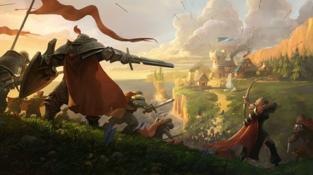 Albion Online, al via la beta finale