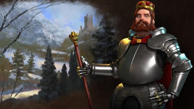 Civilization VI, Federico Barbarossa guiderà la Germania