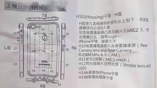 iPhone 7: ulteriori conferme sul top di gamma di Apple - FOTO