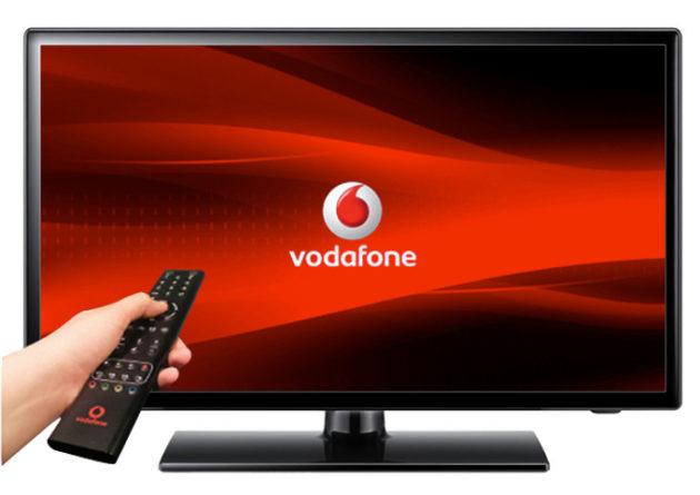 Vodafone Italia e Chili siglano un accordo, migliaia di titoli in arrivo per Vodafone TV