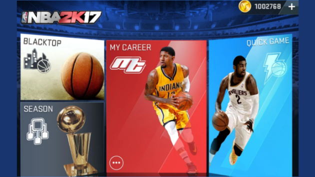 NBA 2K17 disponibile al download su Android e iOS