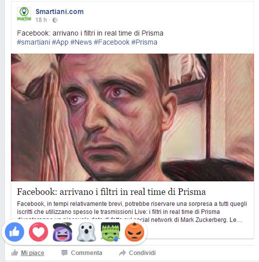 Facebook ci ricorda che Halloween è alle porte (2)