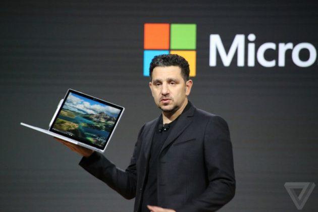 Microsoft aggiorna Surface Book, la batteria garantirà 16 ore di autonomia