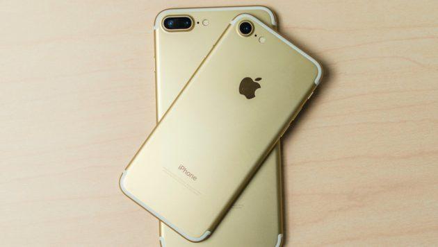 iPhone 7 e 7 Plus rappresentano il 3.6% dei melafonini in uso