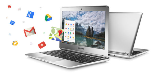 Quattro nuovi Chromebook supportano ora le App Android