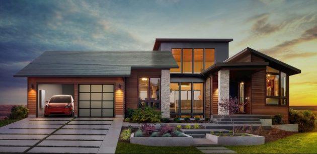 Tesla: svelato ufficialmente Solar Roof, il nuovo tetto solare
