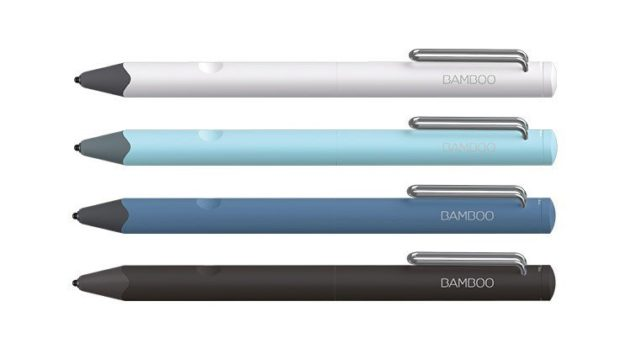 iPhone e iPad: ecco la nuova stilo Bamboo Fineline di Wacom