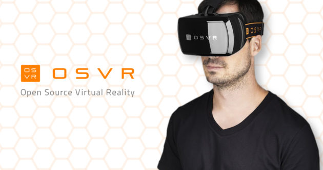 OSVR è ora disponibile su Steam