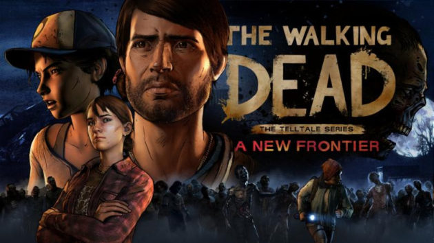 The Walking Dead: The Telltale Series - A New Frontier, anteprima il 20 dicembre