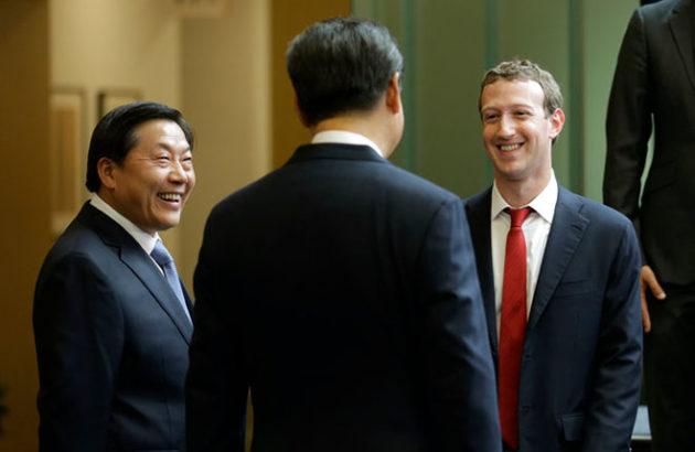 Facebook è pronto a piegarsi alla censura pur di rientrare sul mercato cinese