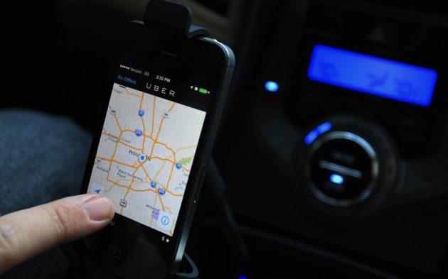 Uber non rispetterebbe la privacy degli utenti
