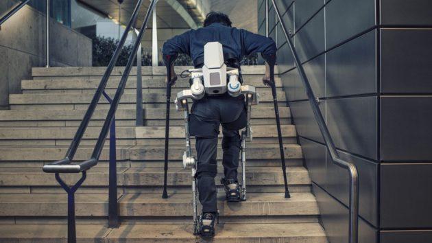 Ecco i nuovi esoscheletri di Hyundai: H-Wex e H-Mex
