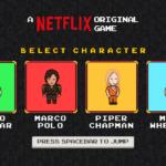 Netflix lancia un videogame per gli appassionati delle serie TV