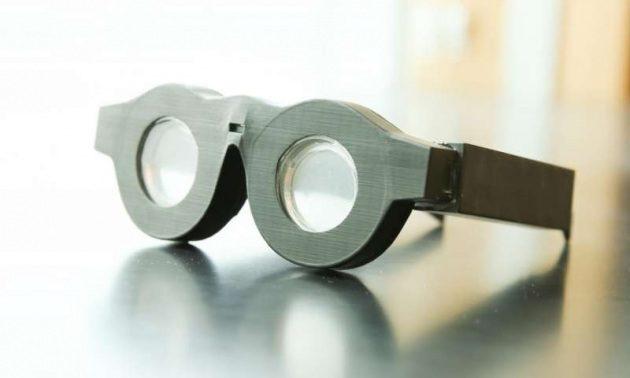 Arrivano gli occhiali smart con lenti universali e adattive