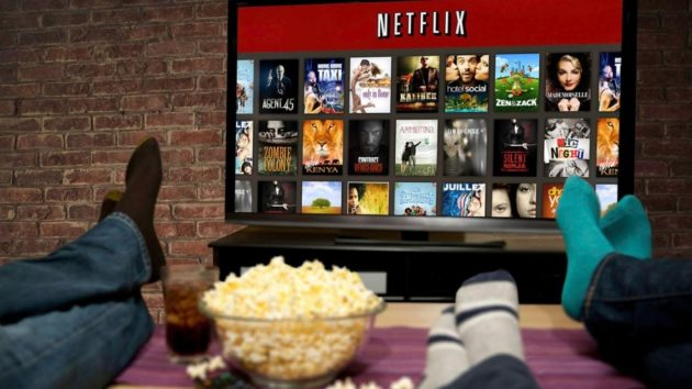 Netflix è il re del sabato sera